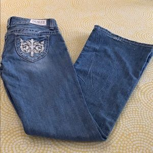 Guess Jeans Distressed